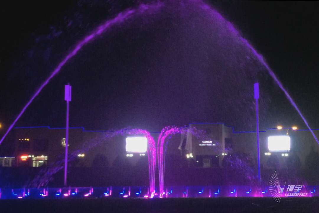 Azerbaijan Musical Fountain