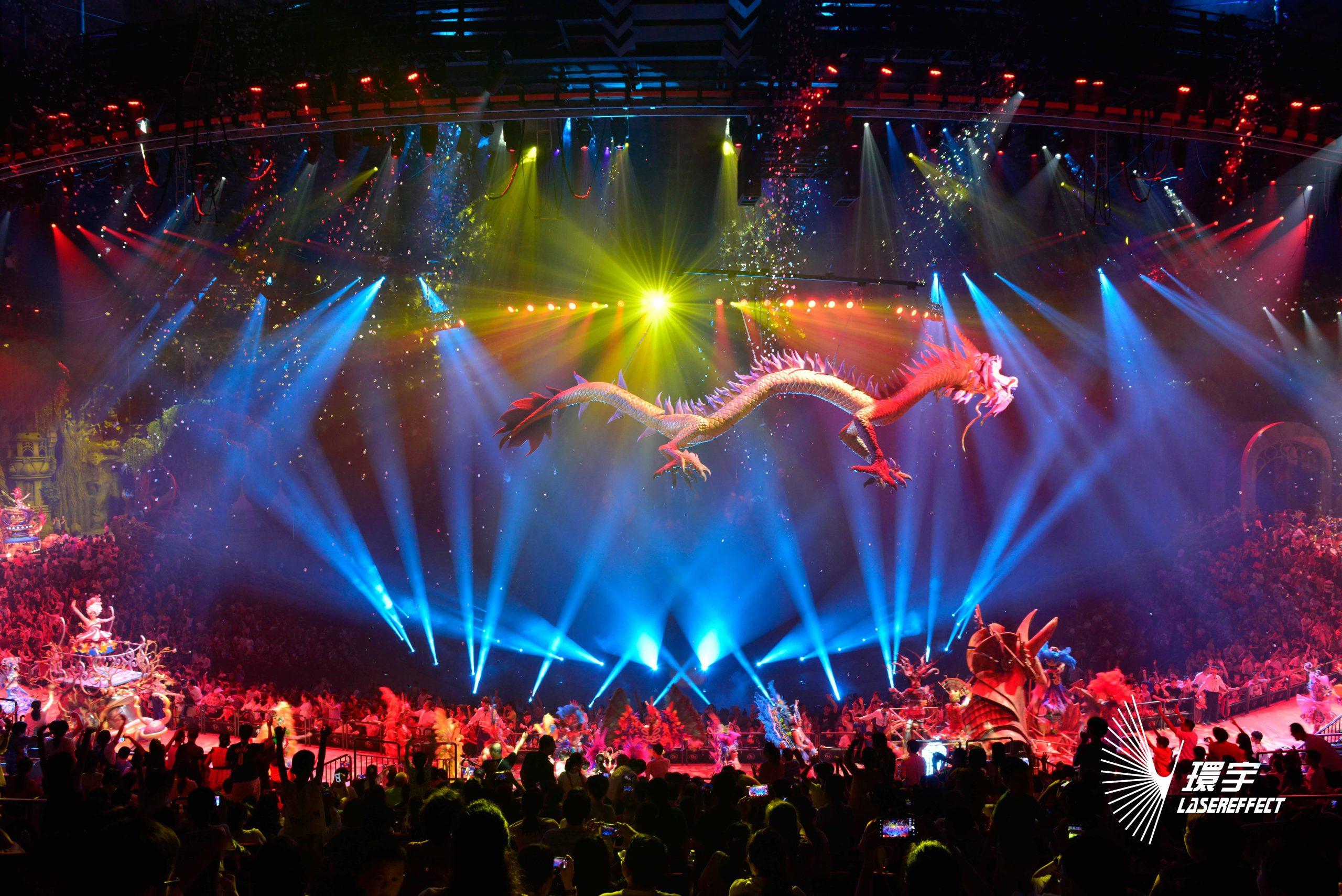 Zhuhai, Dragon Theme Show
