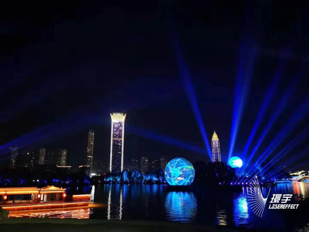 Tanghe River Night Cruise in Wenzhou